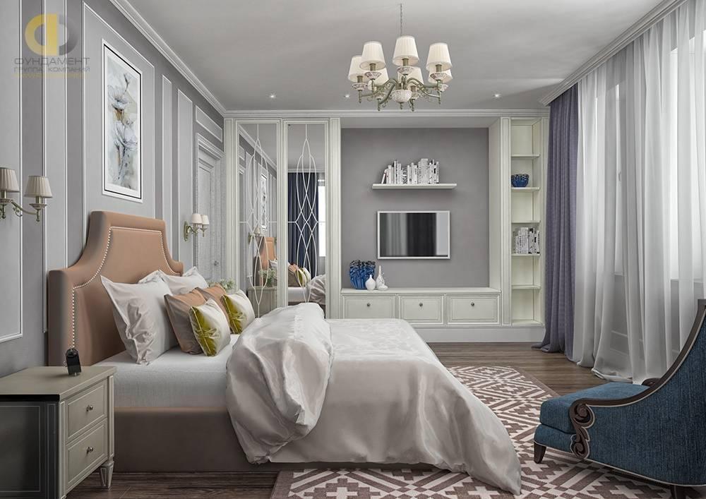 Стиль неоклассика в интерьере квартиры: особенности и идеи дизайна (90+ фото)