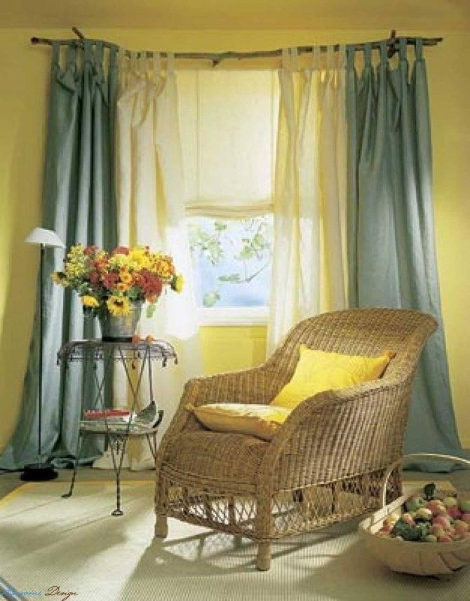 Современное оформление окон шторами: подбор цвета, стиля, полезные советы
