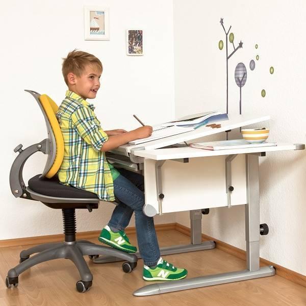 Детский компьютерный стол для школьника / как выбрать?