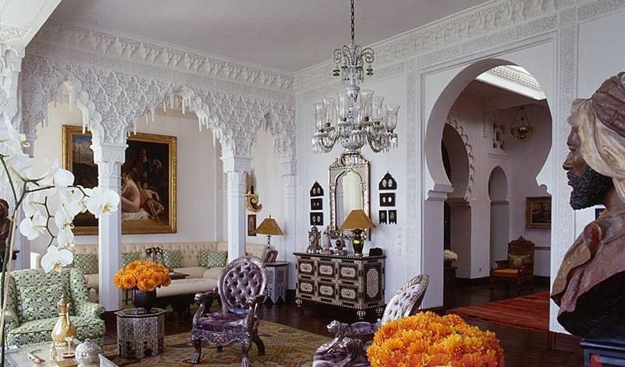 Марокканский стиль (84 фото): в интерьере ванной и спальни, шторы в стиле марокко на кухню, дизайн комнат в квартире и выбор мебели