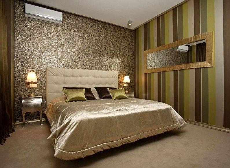 Комбинированные спальни - 110 фото красивого совмещения различных видов дизайна