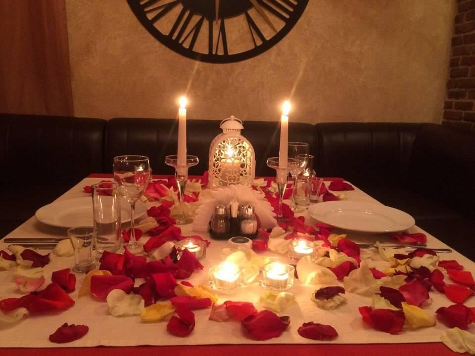 Вкусные идеи для романтического ужина для двоих дома