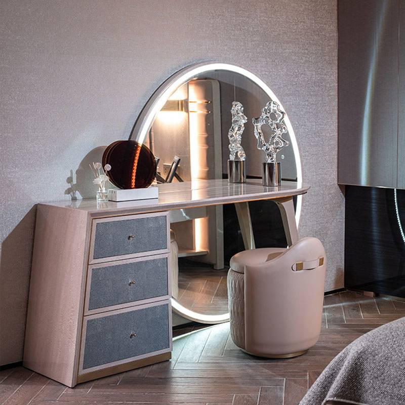 Комод с зеркалом: стильные идеи применения и оптимальные конструкции (95 фото)