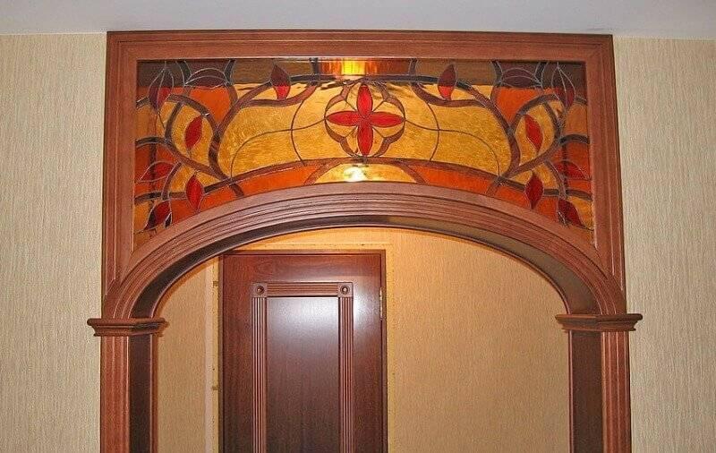 Как можно самому сделать арку в дверном проеме своими руками из гипсокартона, двп - советы, видео | v-dver.ru