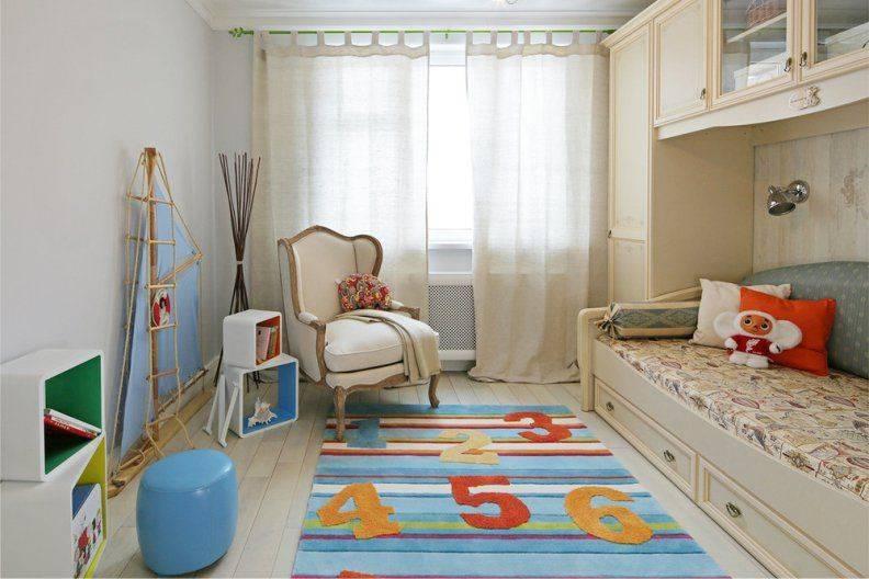 Узкая детская комната: 105 фото реальных примеров планировки и оформления узких и длинных комнат