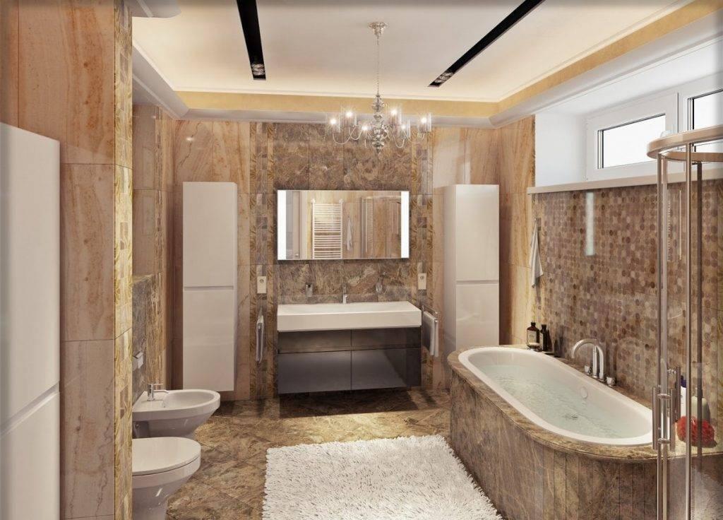 Ванная в частном доме: лучшие идеи ремонта, актуальный дизайн и красивые идеи для ванных комнат 2021 года (115 фото)