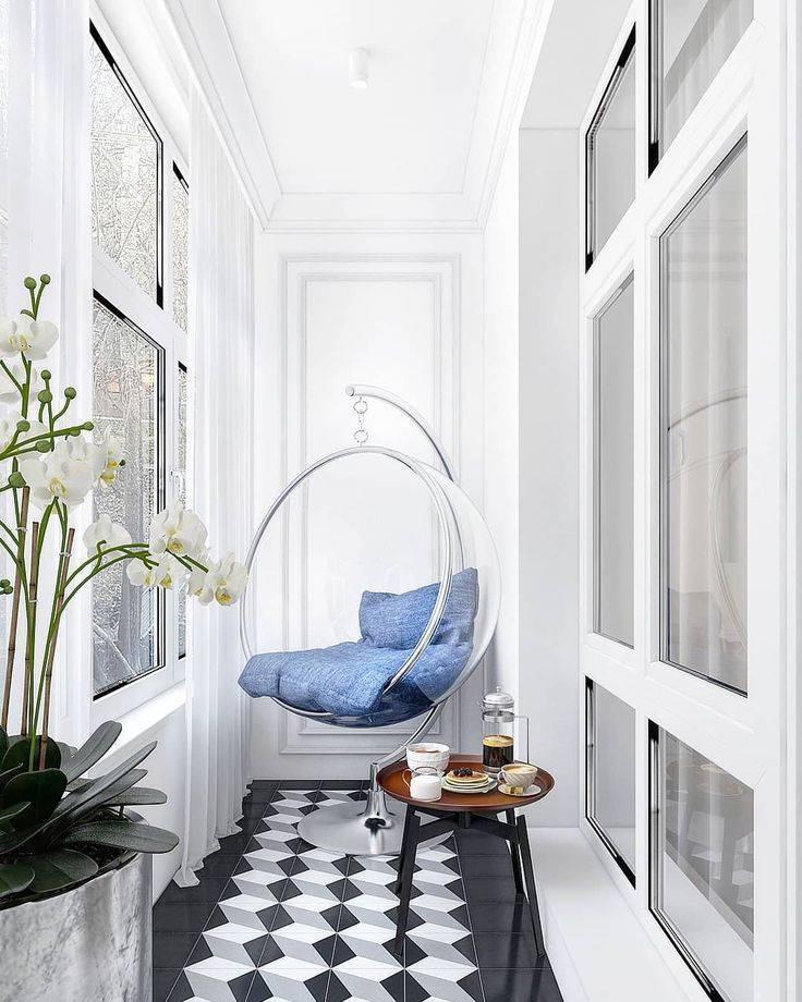 Современный балкон – каким он должен быть? 99 фото вариантов дизайна!