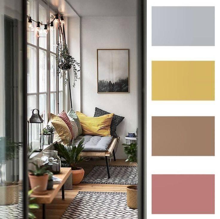 Сочетание цветов в интерьере – таблица и варианты: рекомендации и фото примеры
