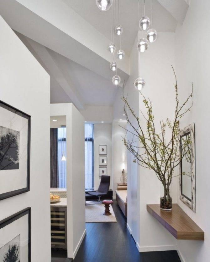 Стиль хайтек в интерьере - характеристики, варианты дизайна для спальни, гостиной, прихожей, детской комнаты, маленькой квартиры + фото