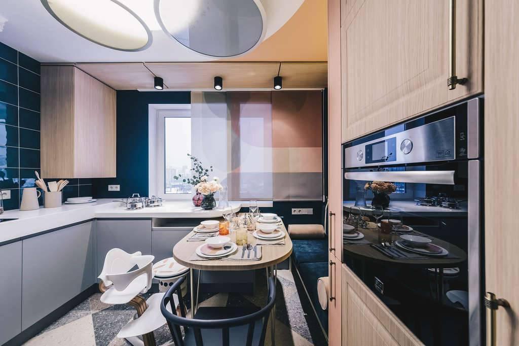Кухня 10 кв. м.: современный умный и компактный дизайн стильного интерьера (75 фото) – строительный портал – strojka-gid.ru
