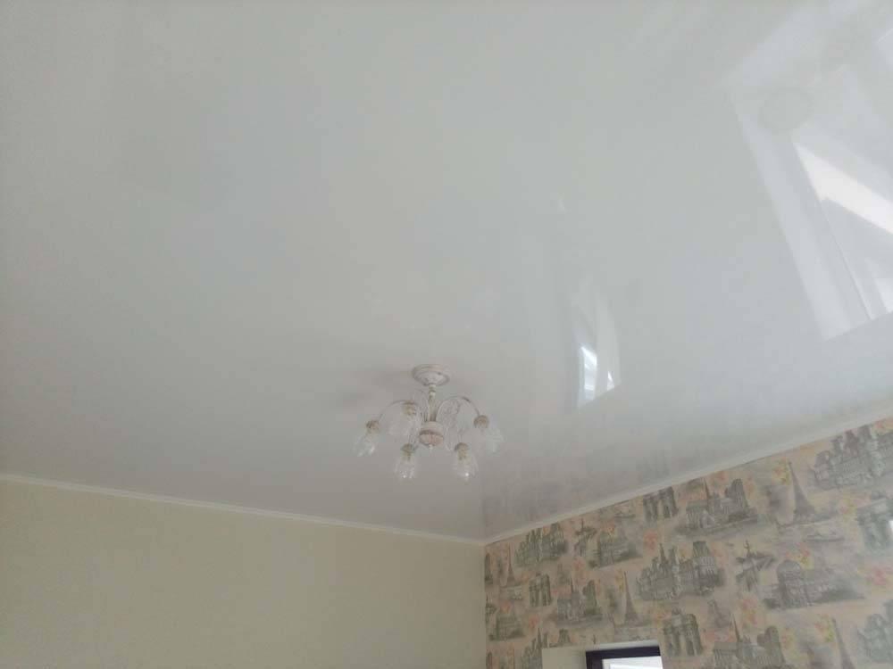 Двухуровневые натяжные потолки для зала (65 фото): выбираем глянцевые и матовые двухъярусные потолки с подсветкой в гостиную