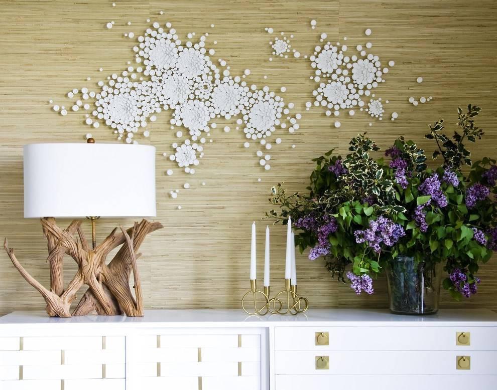 Отделка стен деревом — 100 фото новинок дизайна