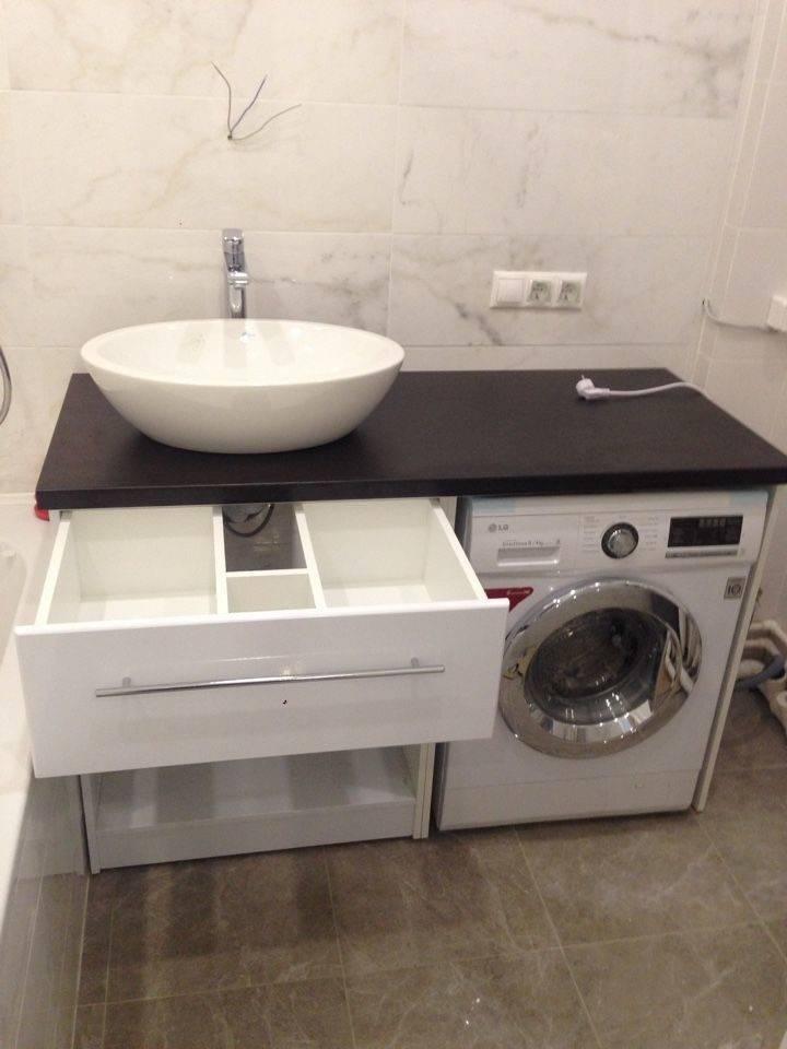 Тумба под раковину (113 фото): тумбочка или шкаф под умывальник в ванную комнату, напольные варианты, как сделать своими руками