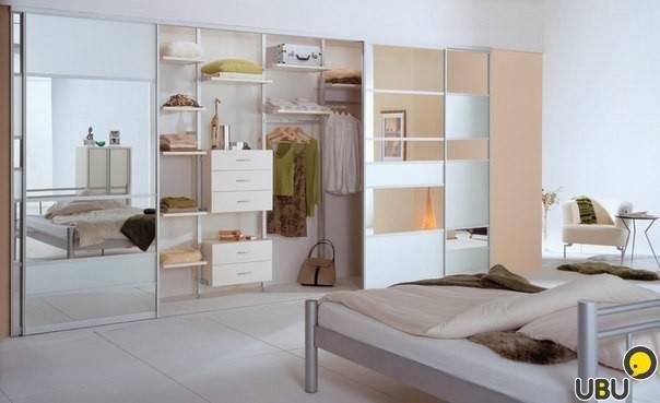 Шкаф-купе в спальню (75 фото): виды и модели, как выбрать