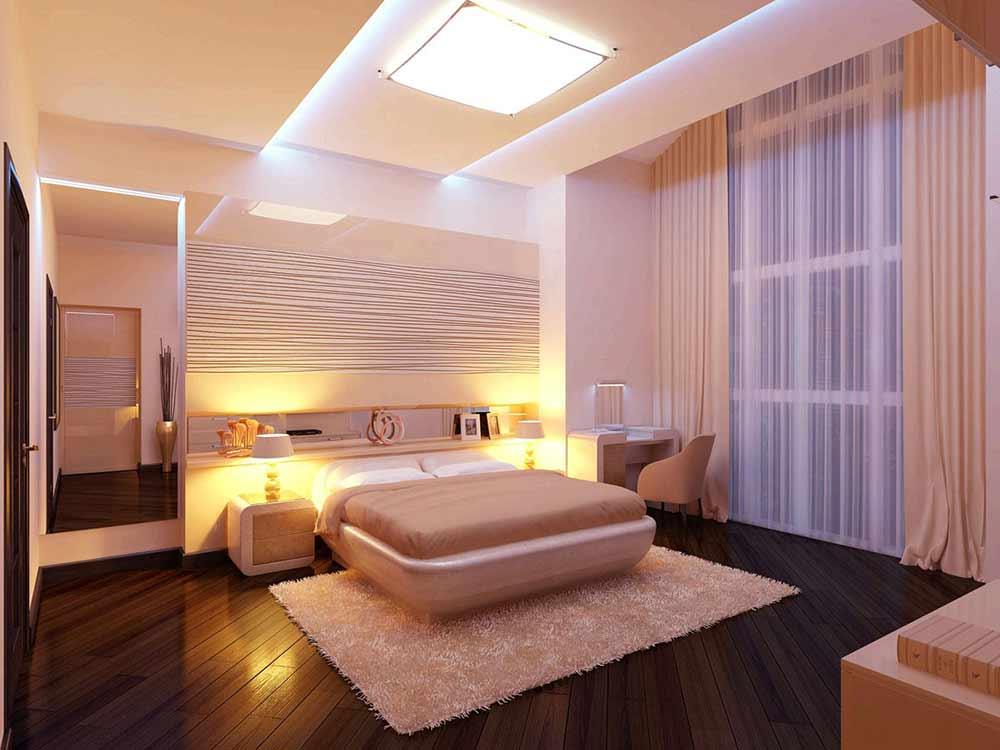Бра в спальне над кроватью (54 фото): современные настенные светильники. на какой высоте их вешать? правильная установка подвесов