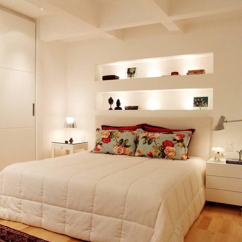 Оформление зоны над изголовьем кровати: 200 лучших идей [дизайн 2019]