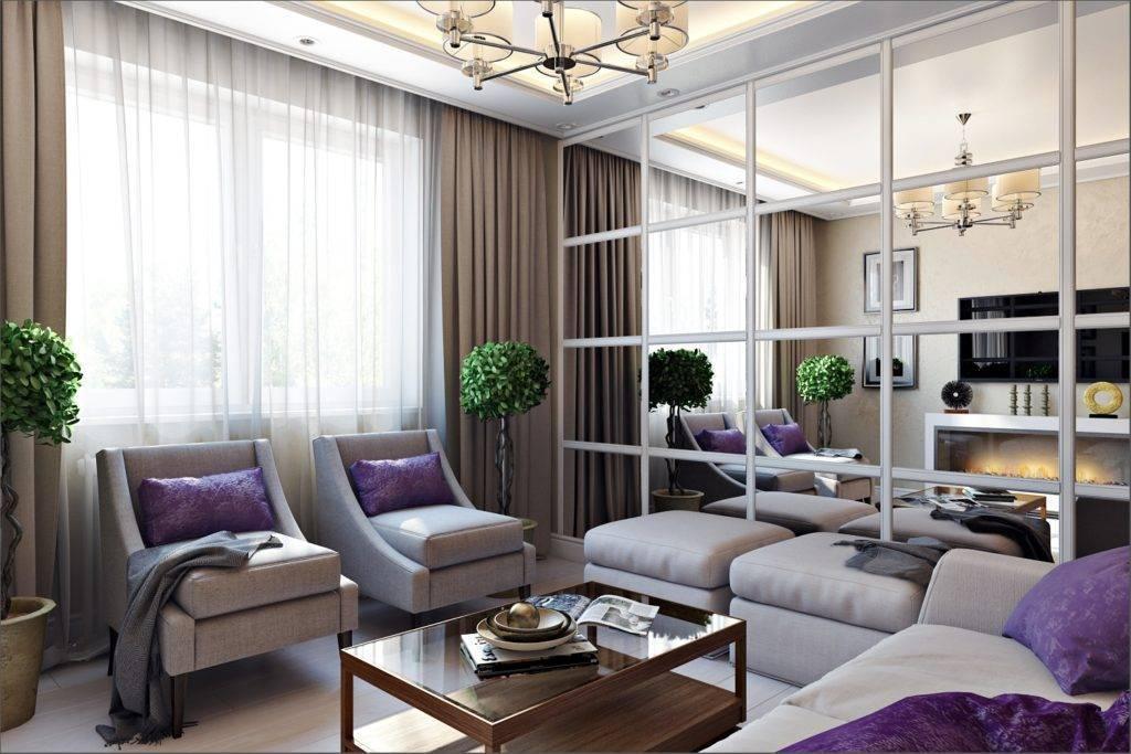 Интерьеры квартир: свежие идеи обустройства малого пространства