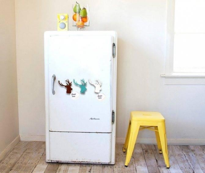 Декор холодильника: идеи дизайна своими руками - сантехник