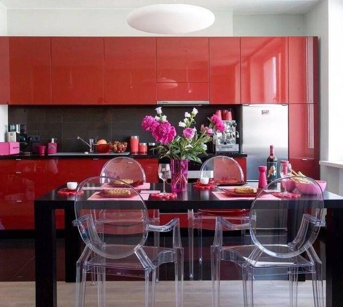 Кухня в лимонном цвете - 75 фото идеального сочетания в интерьере кухни