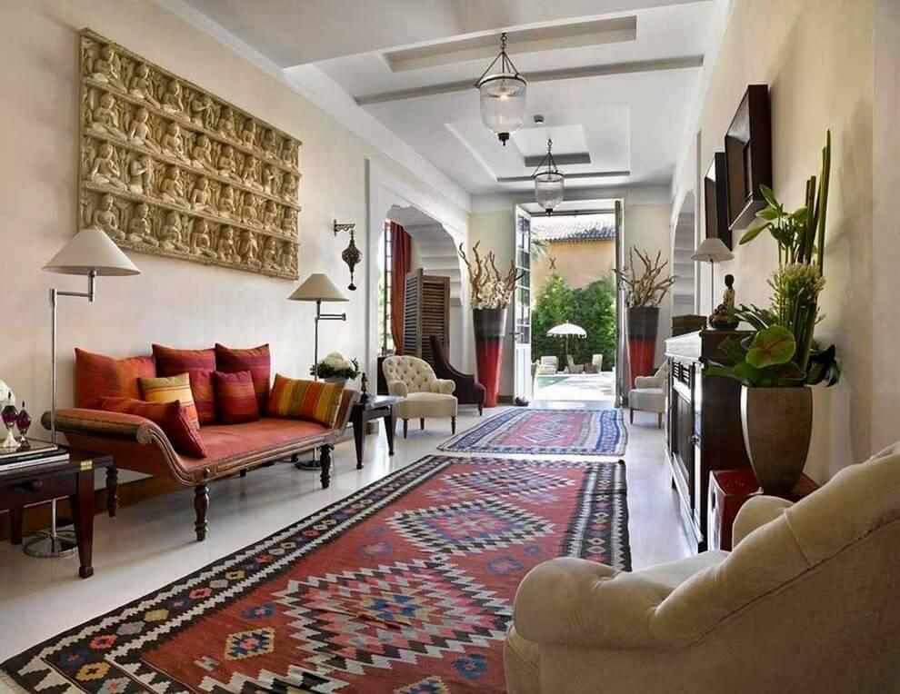 Кухни в марокканском стиле: отделка, декор, палитра цветов, фото интерьеров