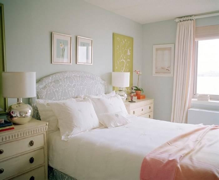 Спальня по фен-шуй: 32 фото, как поставить кровать и другую мебель в комнате, правила выбора основных и дополнительных тонов и оттенков, где расположить цветы, картины и другие элементы декора