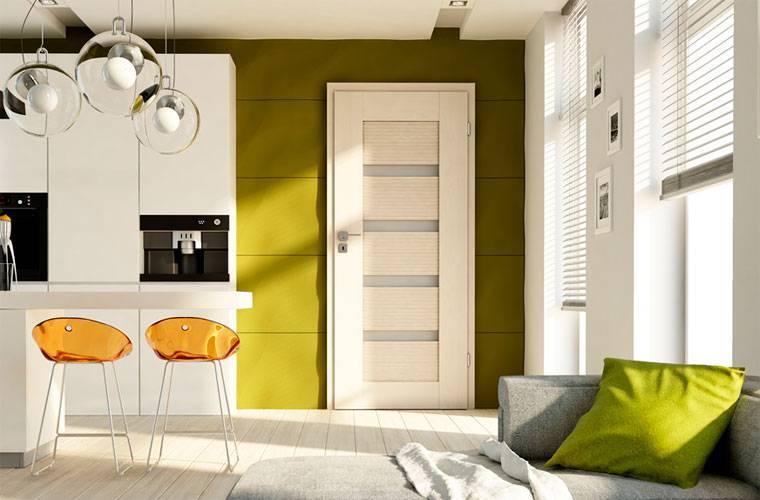 Сочетание дверей и пола: правила подбора цвета, фото красивых цветовых комбинаций