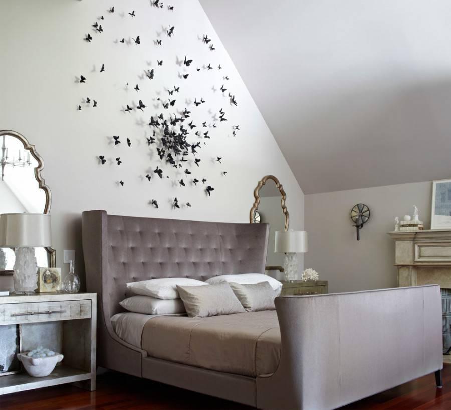 Тонкости декора стен: 6 оригинальных идей для каждой комнаты