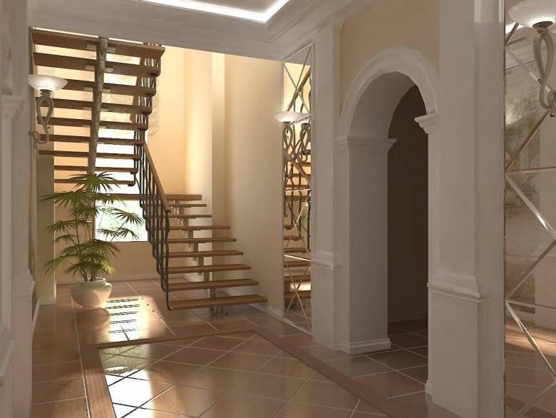 Лестница на второй этаж в частном доме: виды, формы, материалы, отделка, цвет, стили