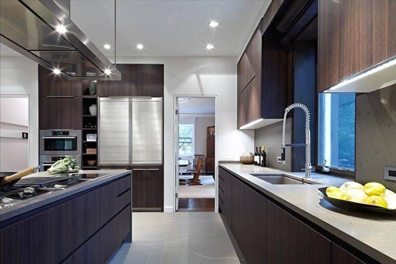 Дизайн маленькой кухни 4 кв метра (70+ фото примеров)