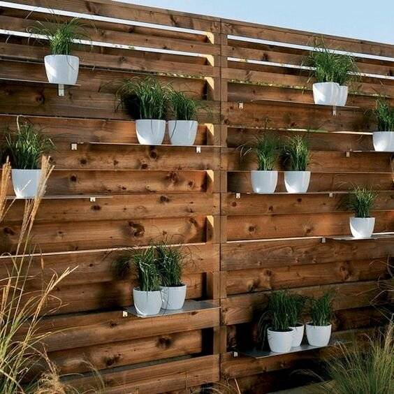 Деревянный забор своими руками – правильная постройка красивого и прочного ограждения (95 фото)