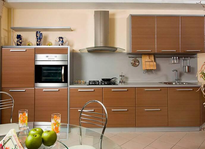 Кухня в коричневом цвете — лучшие сочетания цвета и советы по оформлению кухонь в коричневых тонах на фото!