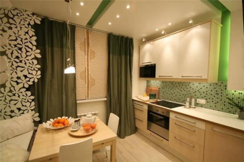 Дизайн кухни 11 кв м - фото, виды планировок и варианты дизайна