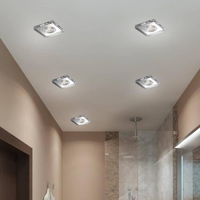 Освещение натяжных потолков — варианты света в комнате с натяжным потолком, примеры дизайна потолочного освещения в зале, как сделать свет