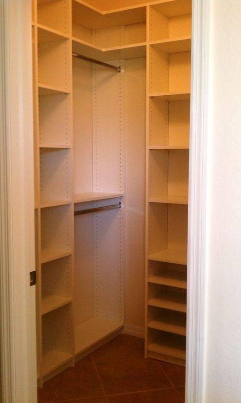 Дизайн маленькой кладовки в квартире: как обустроить помещение небольших размеров, обустройство хранения вещей в «хрущевке»