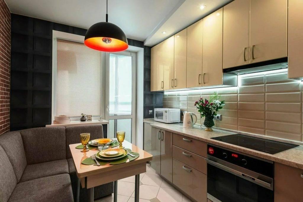 Дизайн кухни 13 кв.м. (75 фото) - интерьеры после ремонта, красивые идеи отделки