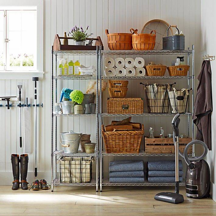 Стеллаж для кухни: 50 фото, 8 идей самодельных стеллажей, гид по выбору