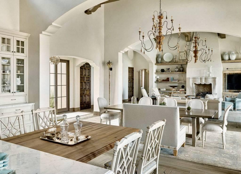 Итальянский стиль в интерьере - особенности оформления комфортного жилья