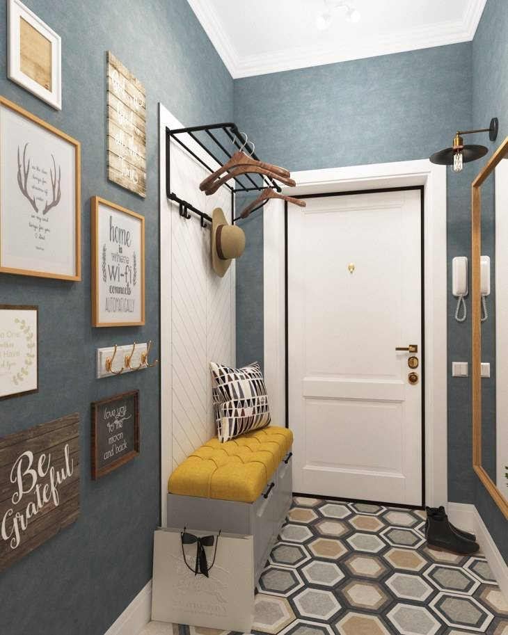 Дизайн коридора – лучшие идеи и правильные советы на 68 фото