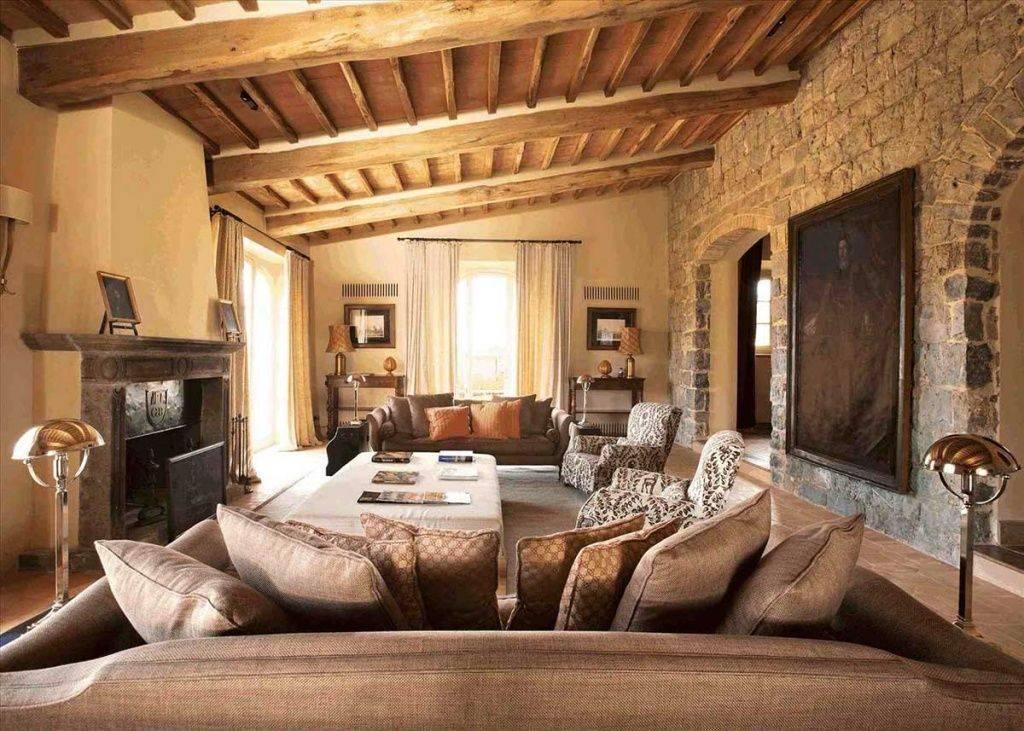 Ключевые особенности итальянского стиля в интерьере - фото, видео
