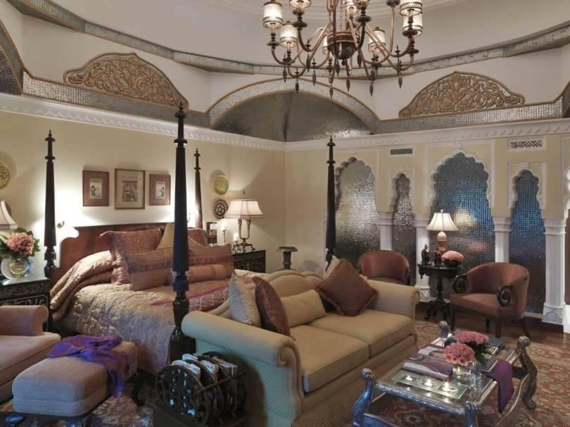 Сказочный интерьер арабского стиля