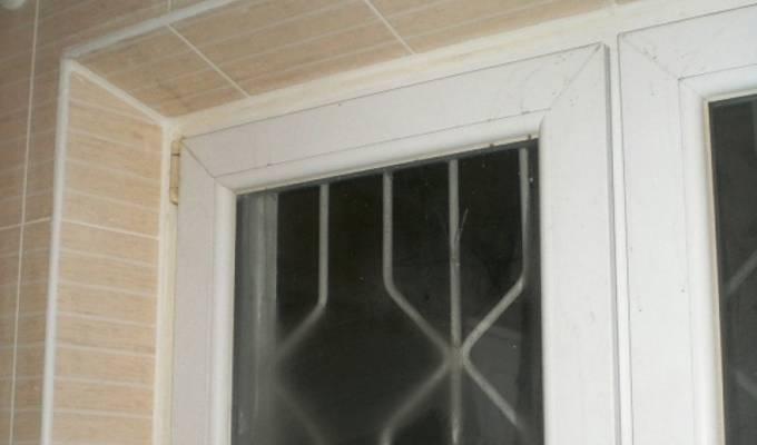 Руководство по отделке пластикового окна внутри помещения