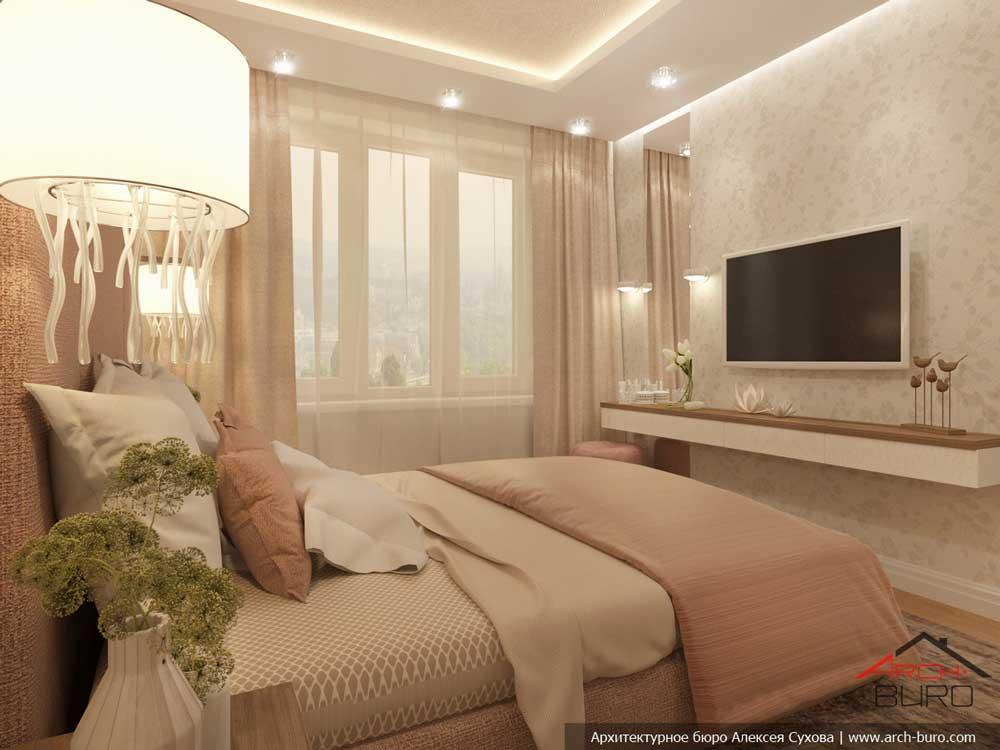 Дизайн спальни 14 кв. м (87 фото): интерьер и планировка прямоугольной комнаты, проект спальни-гостиной в современном стиле, расстановка мебели и зонирование пространства