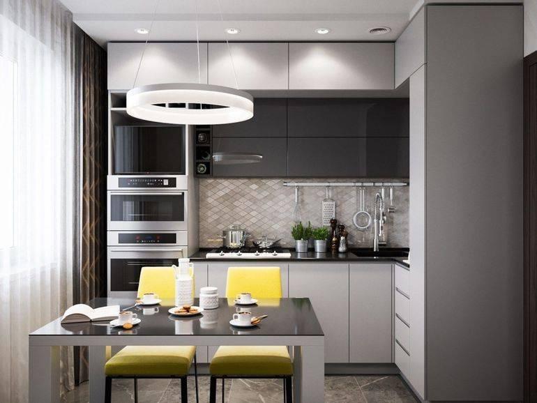 Дизайн маленькой кухни: идеи, фото и практические советы (50 фото)