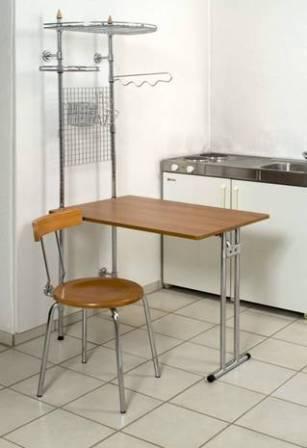 Маленькая кухня с барной стойкой (85 фото): угловой кухонный гарнитур и стойка вместо стола, дизайн комнаты небольшой площади в «хрущевке»