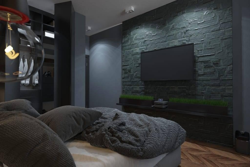 Квартира холостяка: достойное жилье для настоящего мужчины