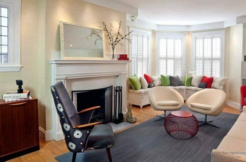 Рекомендации и советы по выбору кресла в интерьер гостиной комнаты
