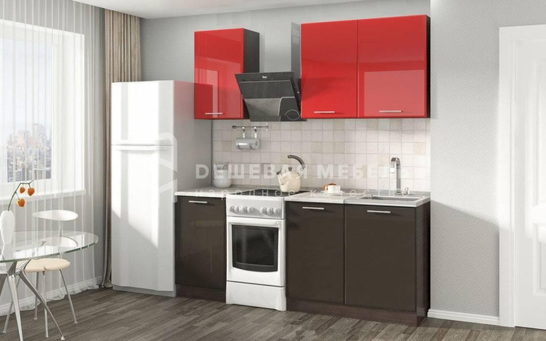 [95+ бюджетных решений #2019] модульные кухни эконом-класса