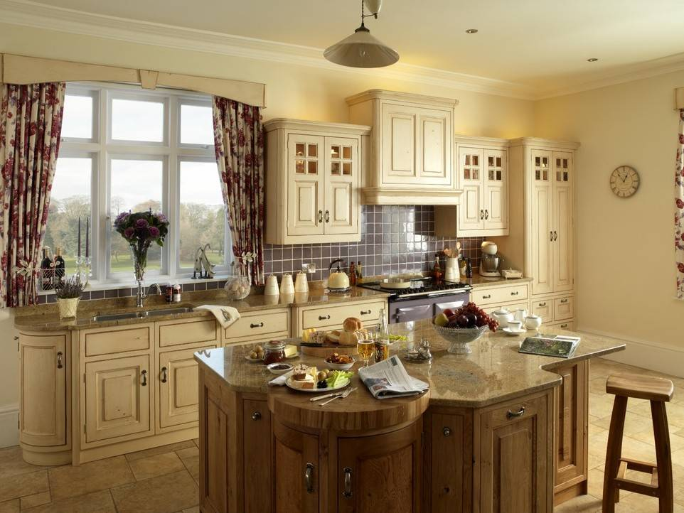 Дизайн кухни в стиле кантри ( 55 фото) – идеи интерьеров