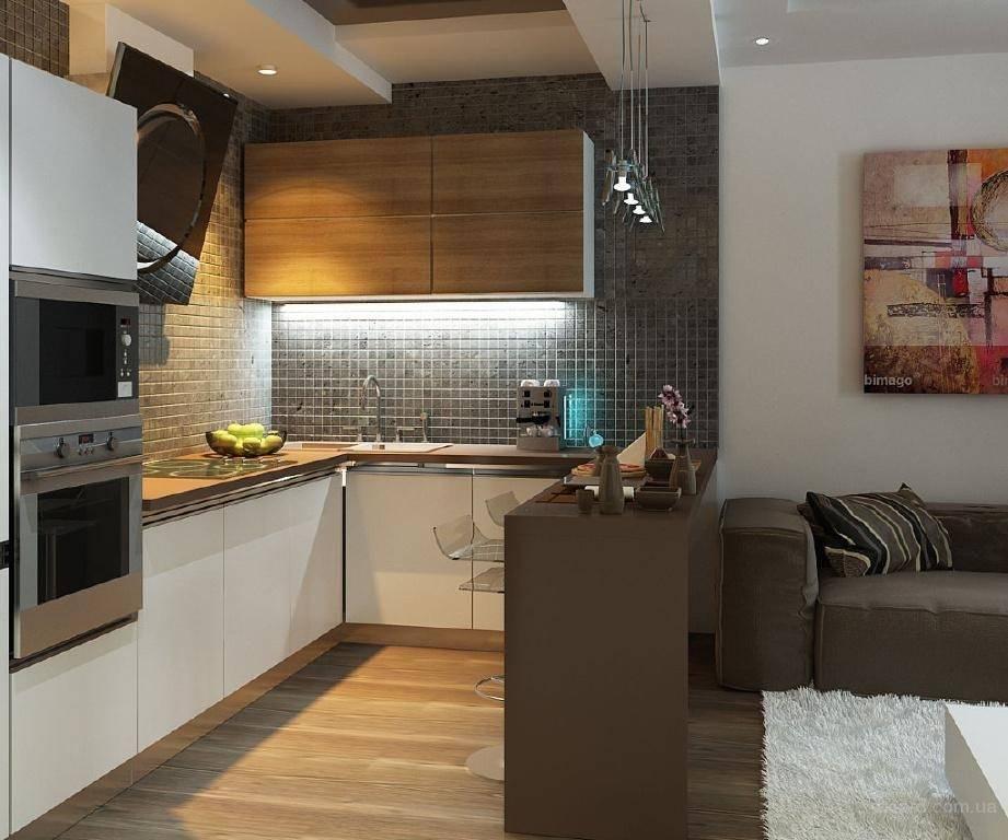 Дизайн кухни 10 кв. м с диваном (61 фото): кухня-гостиная и кухня-спальня 10 квадратных метров с балконом, планировка интерьера со спальным местом