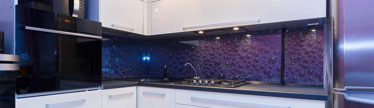 Кухонный фартук из пластика: декоративные пластиковые панели для кухни
